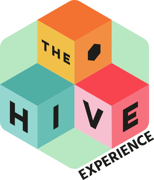 Logo - The Hive Experience
